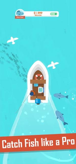 Hooked Inc: Fisher Tycoon on the App Store