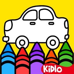 Kidlo Coloring Games for Kids