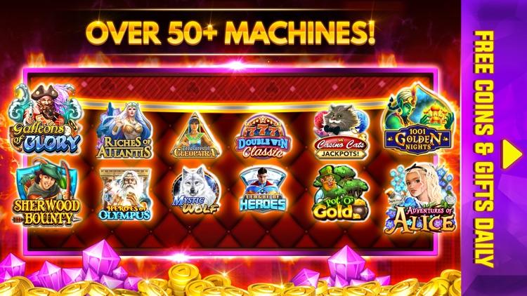 Double Win Vegas Casino Slots screenshot-4