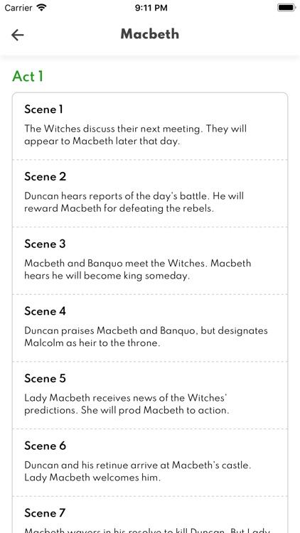 Macbeth Full Audio screenshot-4