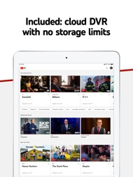 YouTube TV ipad images