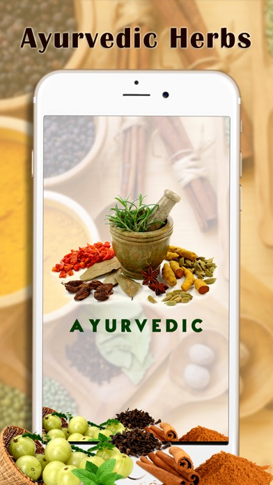 Screenshot #1 pour Ayurvedic Plants and Herbs