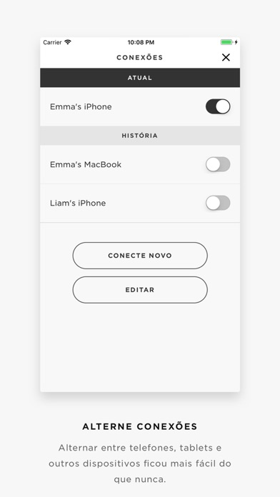 Screenshot for Bose Connect in Portugal App Store