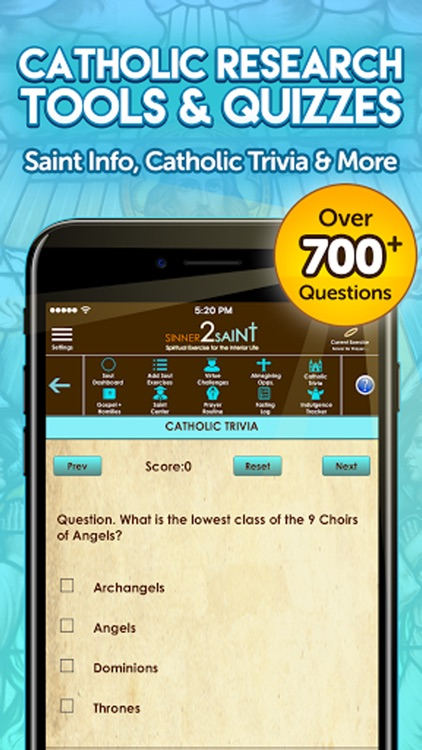 Sinner2Saint Best Catholic App screenshot-9