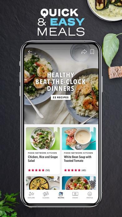 Food Network Kitchen Screenshot