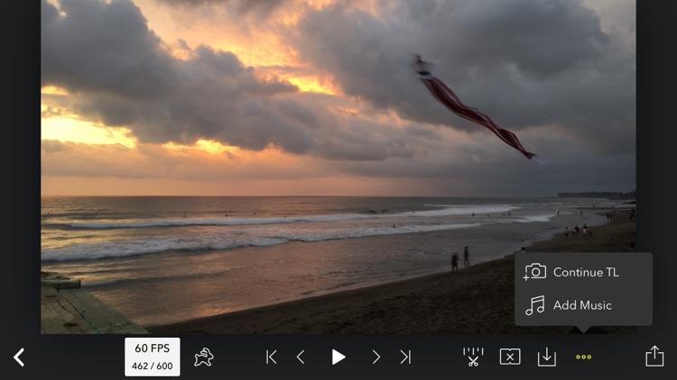 Skyflow – Time-lapse shooting screenshot-3