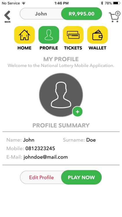 SA National Lottery screenshot-3
