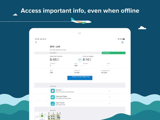 TripIt - Travel Organizer - FREE screenshot