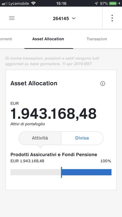 Screenshot of Credit Suisse Digital7