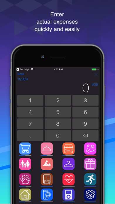 Smart Finance & Budget Screenshot