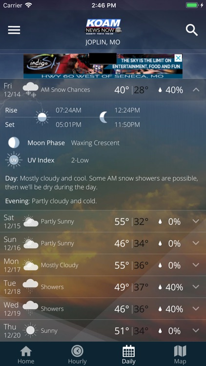 KOAM Sky Watch Weather screenshot-7