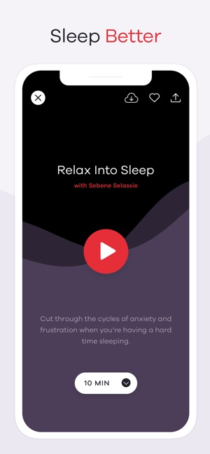 Meditation Weihnachten 2019.Meditation By 10 Happier On The App Store