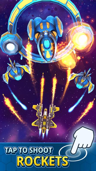 Idle Space Clicker screenshot one