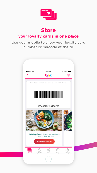 Bink: Loyalty & Rewards Wallet
