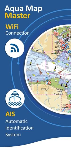 Map 8f France.Aqua Map Marine Maps Gps On The App Store