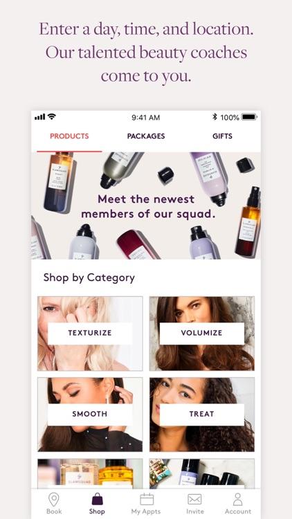 Glamsquad: On-Demand Salon App screenshot-4