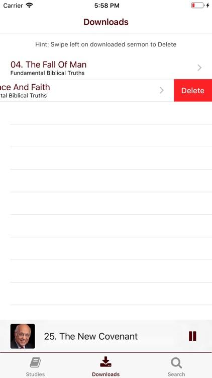 Bible Study with Zac Poonen screenshot-4