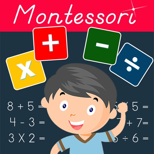 Montessori Math - Arithmetic icon