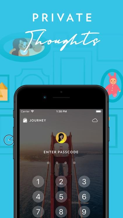 Journey - Diary, Journal screenshot-5
