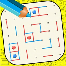 Dot and Boxes Puzzle Game