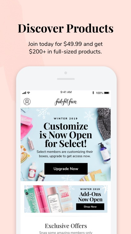 FabFitFun - Beauty, Fashion screenshot-3