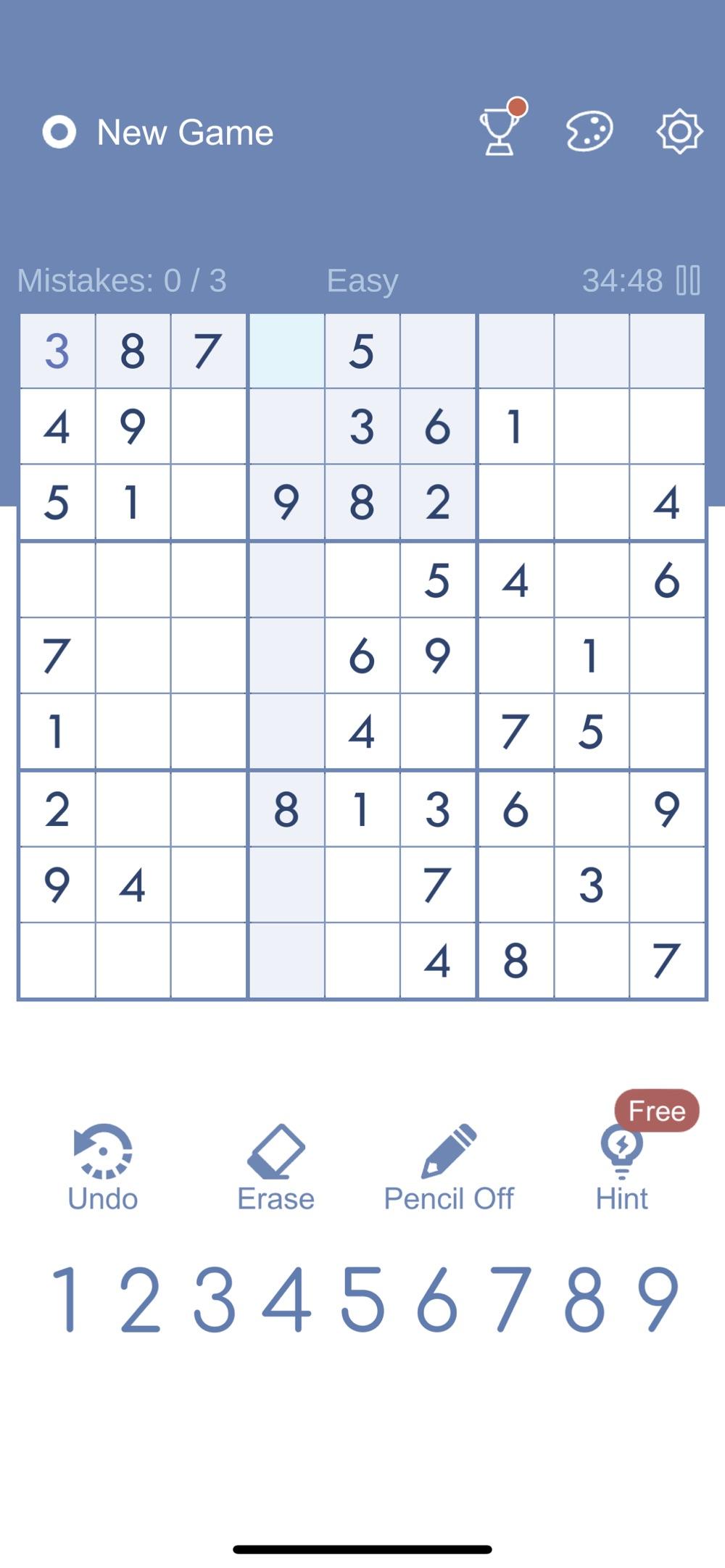 Sudoku - Brain Puzzle Games hack tool
