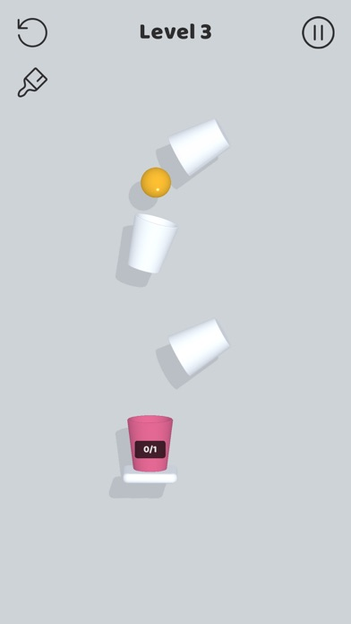 Tricky Cups! screenshot 2