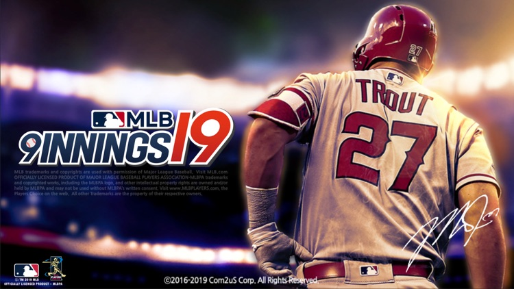 MLB 9 Innings 19 screenshot-0