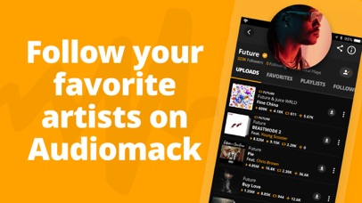 download Audiomack: Download Mixtapes apps 2