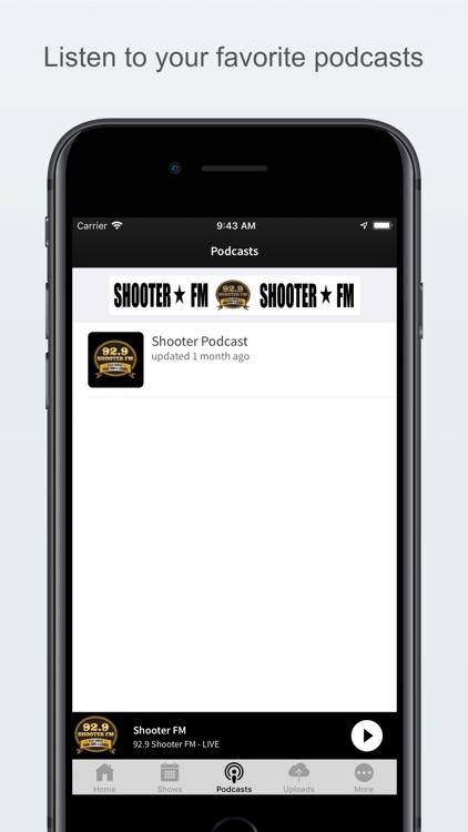 Shooter FM screenshot-3