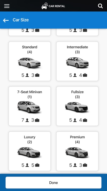 Car rental 24h. Compare prices