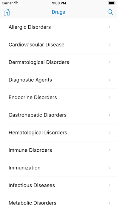 Clinical Advisor Screenshot