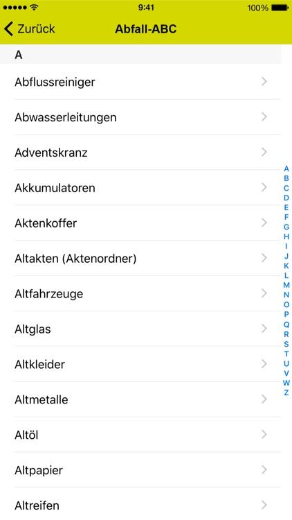 Graz Abfall screenshot-4