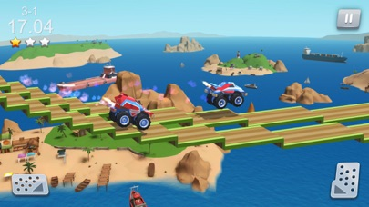 Stunt Racing Car - Sky Driving 1.0 IOS
