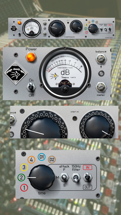 MagicDeathEye DDMF compressor screenshot 2