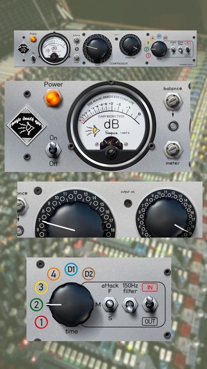 MagicDeathEye DDMF compressor