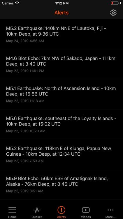 Disaster Prediction App screenshot-7