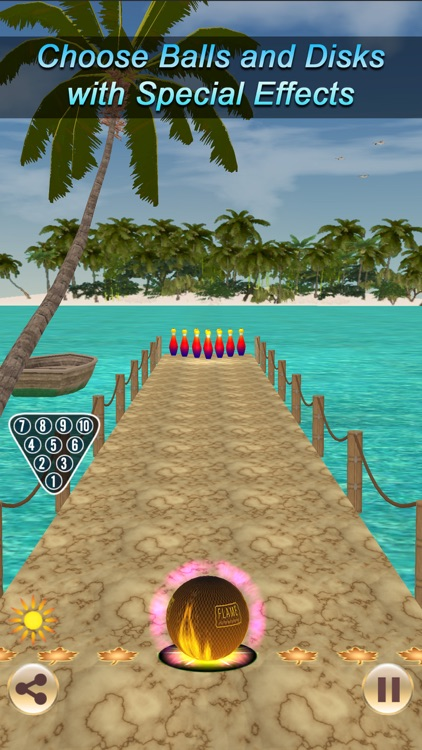 Bowling Paradise Ultimate screenshot-0