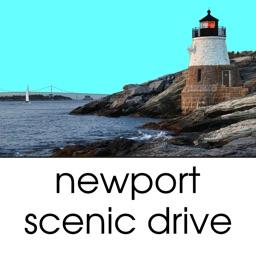 Newport RI Scenic Drive Tour