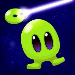 Tiny Alien -  Jump and Shoot!