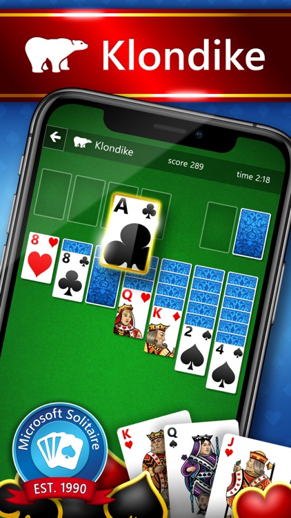 Microsoft Solitaire Collection screenshot-0