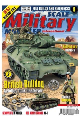 Scale Military Modeller INT - náhled