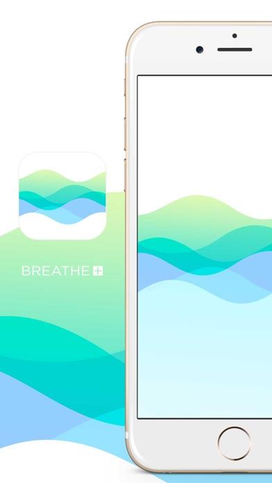 Breathe+ Simple Breath Trainer by Dynamic App Design LLC