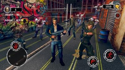 Dark City Zombie Shooting 3D screenshot 5