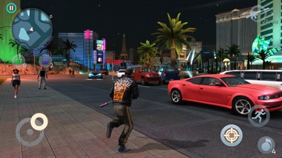Screenshot from Gangstar Vegas
