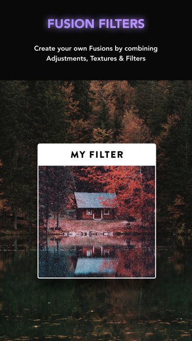 Screenshot for Afterlight — Photo Editor in Finland App Store
