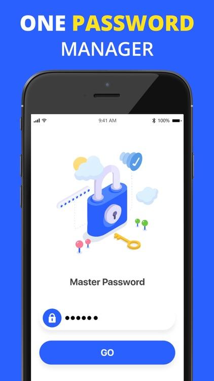 Password Security & Organizer