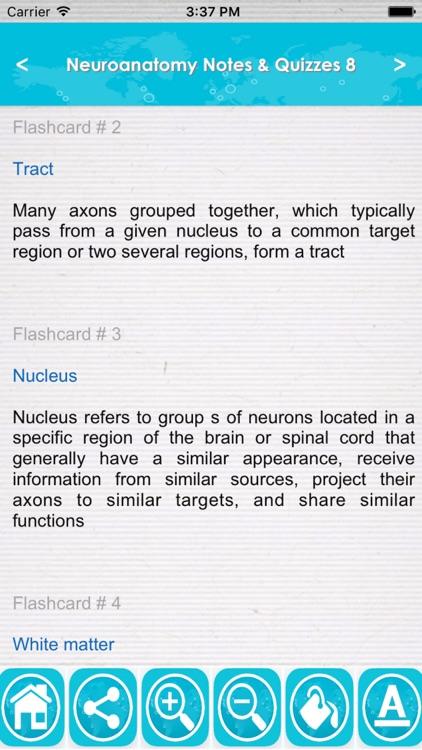 Neuroanatomy Exam Review  :Q&A
