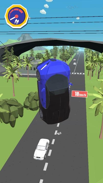 Rush Car in Sky screenshot-3