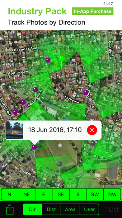 Solocator - GPS Field Cameraのおすすめ画像7